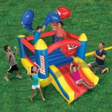 Banzai Bop 'N Slide Bounce with 2 Sets of Gloves   555488880