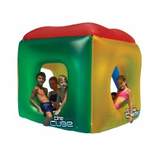 Swimline The Cube Inflatable Pool Toy   551872817