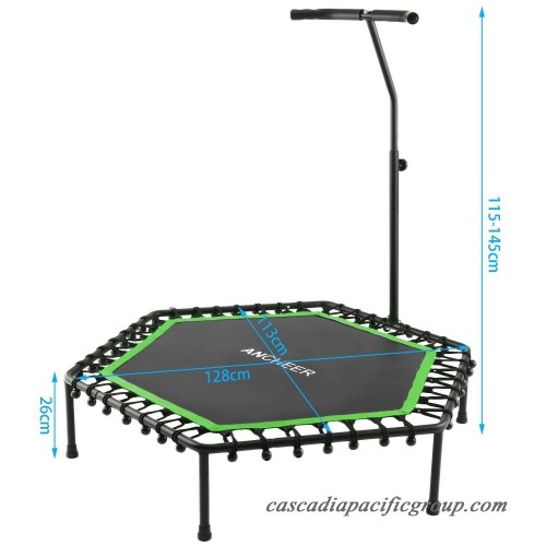 Kids Trampolines Fitness Trampoline Bungee-Rope-System