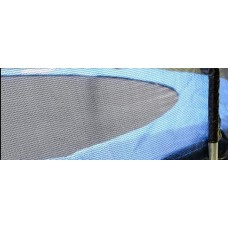 Gymax Blue 15 FT Frame Trampoline Safety Pad Cover Replacement