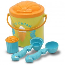 Melissa & Doug Sunny Patch Speck Seahorse Sand Ice Cream Play Set   555348484