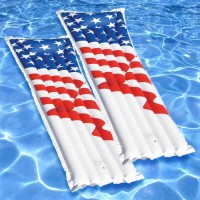 Swimline Americana Pool Mattress for Swimming Pools   564179228