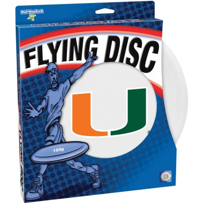 Officially Licensed NCAA Miami Flying Disc   556182763