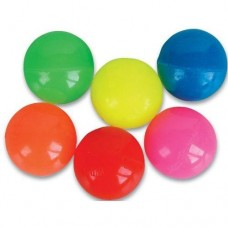 27mm SOLID COLOR HI-BOUNCE BALL 144 count