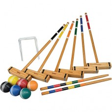 Franklin Sports Classic Series 6 Player Croquet Set   552505871