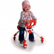 Y-Bike YPIW1 Pewi Ride-On and Walking Buddy, Red - For ages 1-2 years   555471703