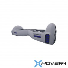 Hover H1 Electric Self Balancing Hoverboard with LED Lights and App Connectivity, White   565542085