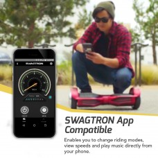 SWAGTRON 89717-5 T3 WHITE Swagtron T3 Hoverboard (White)   564180118