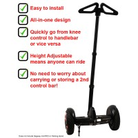 Segway miniPRO Multi-Function Retractable Handlebar, and Knee Controller Kit 2-in-1   566796764