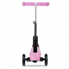 SPHP Toddler Kids Scooter 3 Wheel Kick Scooter with Seat and Flashing Wheels for Boys Girls