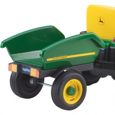 Peg Perego John Deere Farm Tractor and Trailer Pedal Ride-On   551183984