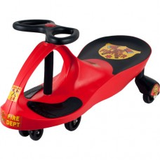 Ride on Toy, Fire Truck Ride on Wiggle Car by Lil' Rider – Ride on Toys for Boys and Girls, 2 Year Old And Up   551645614