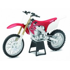 2012 Honda CR 250R Red Motorcycle Model 1/12 by New Ray