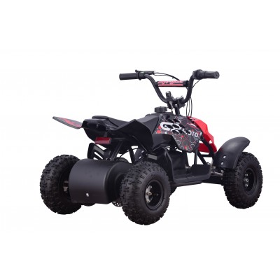 Go-Bowen Electric Mini ATV Monster Insect On 250W 24V(Pink)   566755778