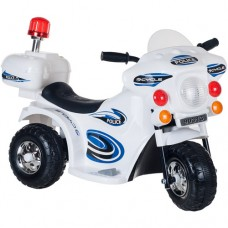 Ride on Toy, 3 Wheel Motorcycle for Kids, Battery Powered Ride On Toy by Lil' Rider – Toys for Boys and Girls, Toddler - 4 Year Old, Police Car   553531692