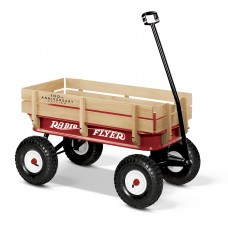 Radio Flyer All-Terrain Wagon 100th Anniversary Edition   565645332