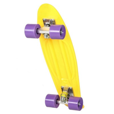 Retro Mini Cruiser 22 inch Complete Skateboard