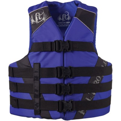 Full Throttle Adult Nylon Watersports Vest   553976749