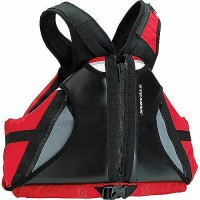 Stearns 6143-RED Extreme Paddle Sports Red Life Vest XXL   000936982