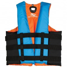 Stearns PFD Mens Illusion Series Abstract Wave Nylon Vest   570421252