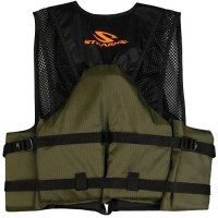 Stearns Pfd 2220 Cmft Fishing 3X Grn C004 2000013801   552838454