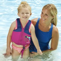Swim Training Vest - Toucan, Sm/Med   566201227