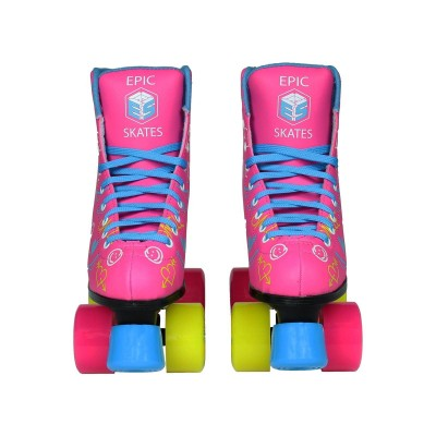 Epic Blush Quad Roller Skates   566741868