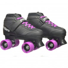 Epic Super Nitro Purple Quad Speed Roller Skates   554899924
