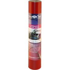 "Brother ScanNCut 12""X6' Adhesive Craft Vinyl-Red   565436807"