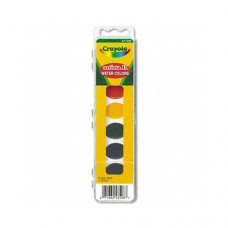 Crayola Artista II 8-Color Watercolor Set, Assorted Colors   551893066