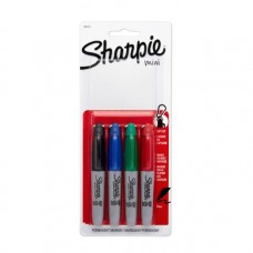 Sharpie Permanent Marker: Mini 4 Pack   563123893