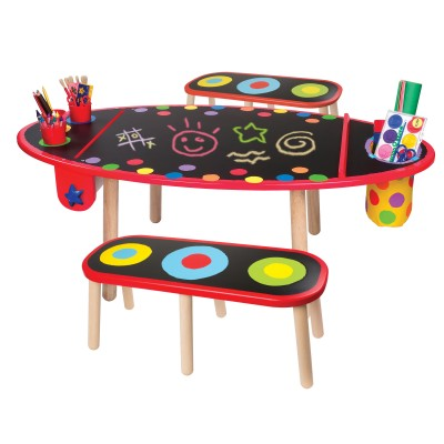 ALEX Toys Artist Studio Super Art Table with Paper Roll   553187610