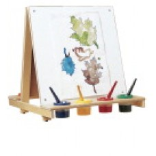 EASEL TABLETOP ART DRY ERASE PANELS