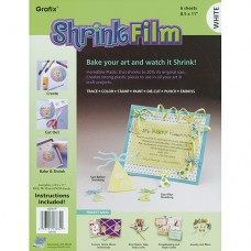 Grafix Shrink Film   563266869