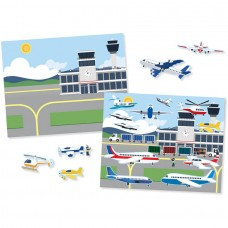 Melissa & Doug Reusable Sticker Pad: Vehicles - 165+ Reusable Stickers   555348371