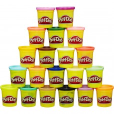 Play-Doh Super Color 20 Pack, 60 oz   552007908