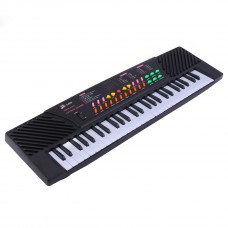 New 54 Keys Music Electronic Keyboard Kid Electric Piano Organ W/Mic & Adapter, This Keyboard Is Definitely The Best Gift For Your Children, External Speaker/Microphone/DC/AC Powe   570772294