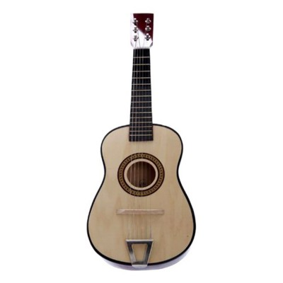 Dash Toyz Acoustic Beginners Children's Kid's 6 Stringed Toy Guitar W/ Guitar Pick (Color Natural)   565470730