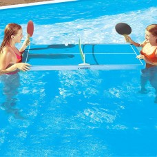 Swimming Floating Ping Pong Table Swimming Pool Toy   564178494