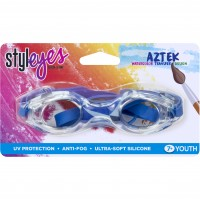 Youth Fashion Goggle - Blue Aztek   566330273