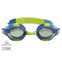 Youth Sharkbite Mirror Goggle - Blue   566201263
