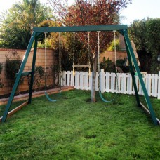 Kidwise Congo Swing Central 3 Position Swing Set