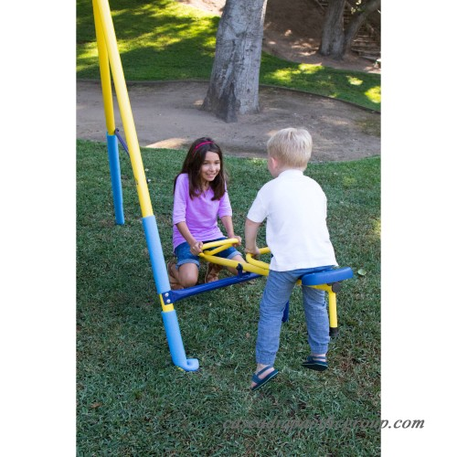 Sportspower Super 10 Me And My Toddler Swing Set 557965406