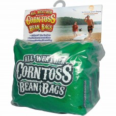 Driveway Games All Weather Corntoss Bean Bags, Green   552544093
